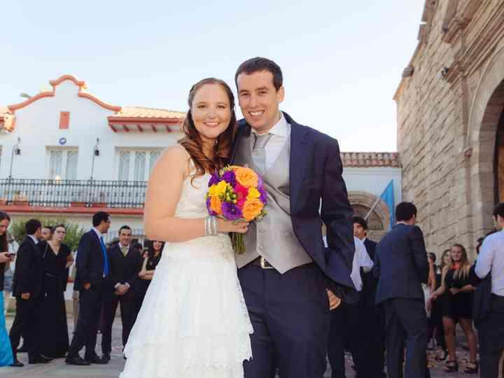 El matrimonio de Nicole y Marco