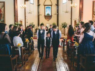 El matrimonio de Yeniffer y Jorge 1