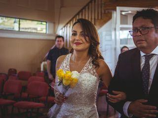 El matrimonio de Claudia y Carlos 2