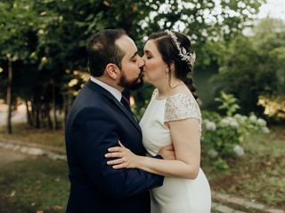 El matrimonio de Carmen y Ricardo