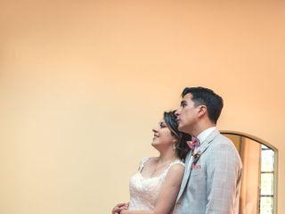 El matrimonio de Rocío  y Fernando  2