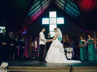 El matrimonio de Rodrigo  y Nicole 1