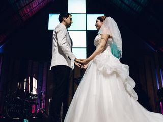El matrimonio de Rodrigo  y Nicole 2