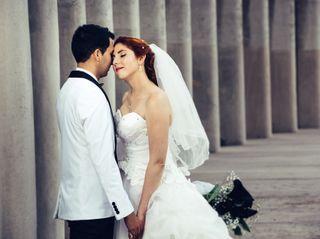 El matrimonio de Rodrigo  y Nicole 3