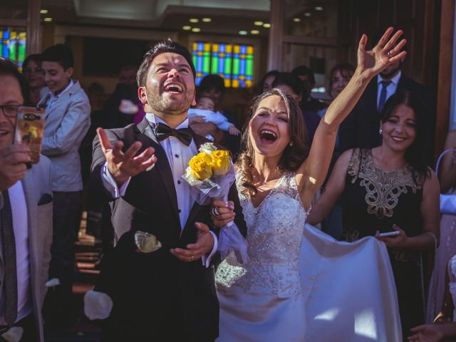 El matrimonio de Carlos y Claudia en Valparaíso, Valparaíso 9