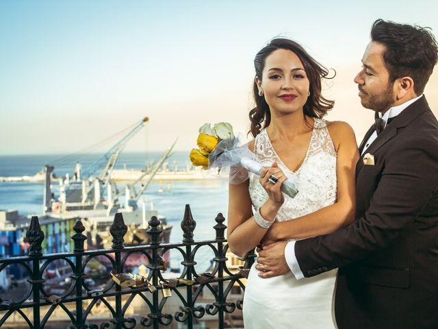 El matrimonio de Carlos y Claudia en Valparaíso, Valparaíso 10