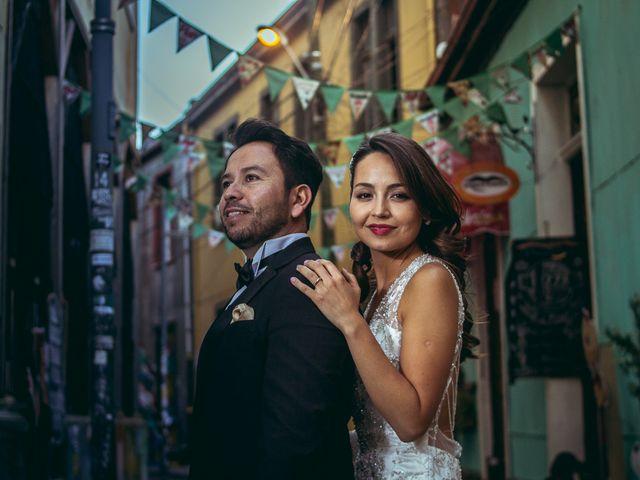 El matrimonio de Carlos y Claudia en Valparaíso, Valparaíso 1