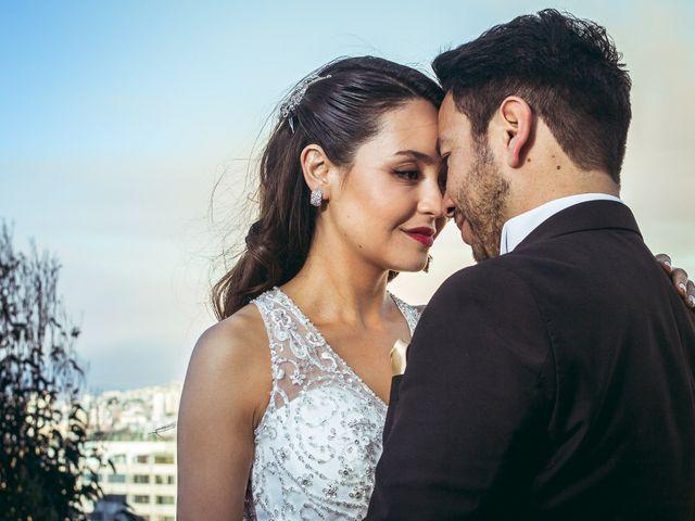 El matrimonio de Carlos y Claudia en Valparaíso, Valparaíso 11