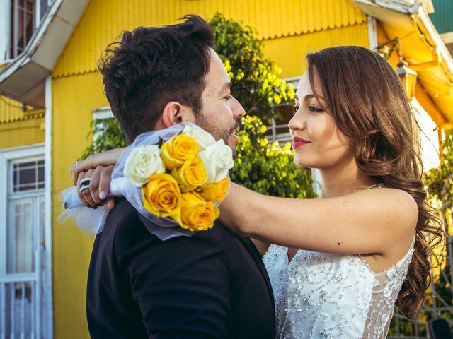 El matrimonio de Carlos y Claudia en Valparaíso, Valparaíso 14