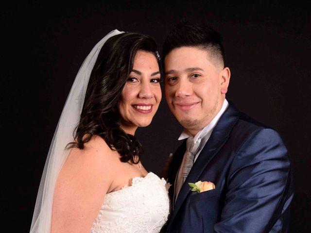 El matrimonio de Marco  y Catherine en San José de Maipo, Cordillera 2
