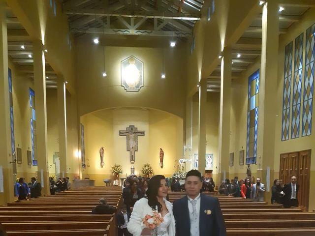 El matrimonio de Marco  y Catherine en San José de Maipo, Cordillera 3