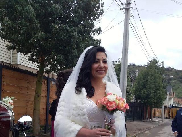 El matrimonio de Marco  y Catherine en San José de Maipo, Cordillera 5