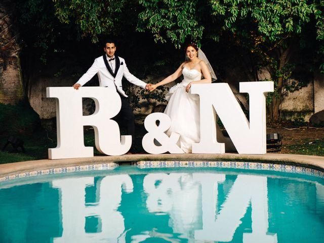 El matrimonio de Rodrigo  y Nicole