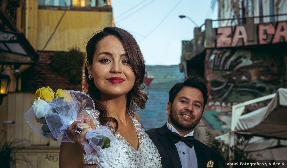 El matrimonio de Carlos y Claudia en Valparaíso, Valparaíso