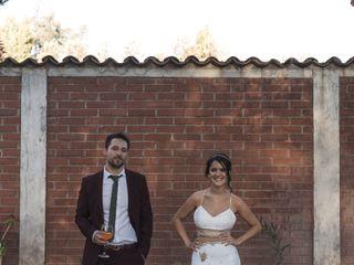 El matrimonio de Anita y Pablo