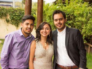 El matrimonio de Carla y Antonio 2