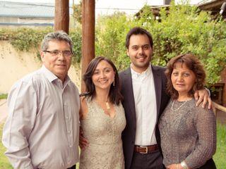 El matrimonio de Carla y Antonio 3