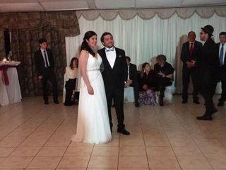 El matrimonio de Marco y Katherina