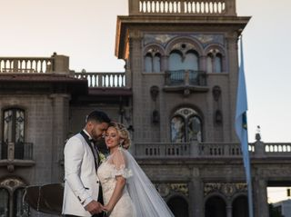 El matrimonio de Raisy y Luis Alejandro