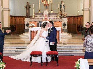 El matrimonio de Yaritza  y Arturo