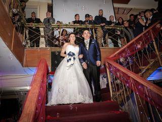 El matrimonio de Yaritza  y Arturo 3