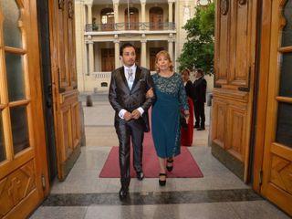 El matrimonio de Alvaro y Yoselin 1
