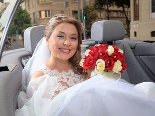El matrimonio de Alvaro y Yoselin 2