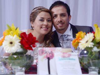 El matrimonio de Alvaro y Yoselin