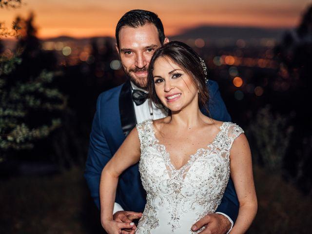 El matrimonio de Desire y Fernando