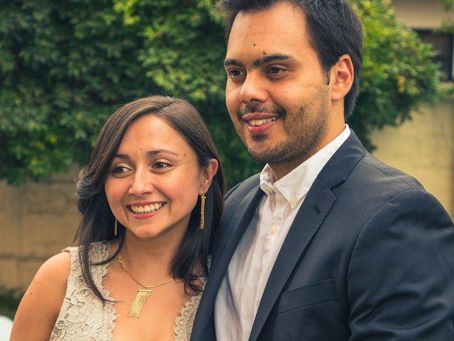 El matrimonio de Carla y Antonio