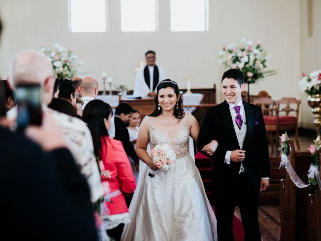El matrimonio de Maquita y Felipe