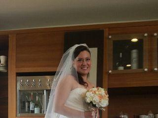 El matrimonio de Marcela y José 1