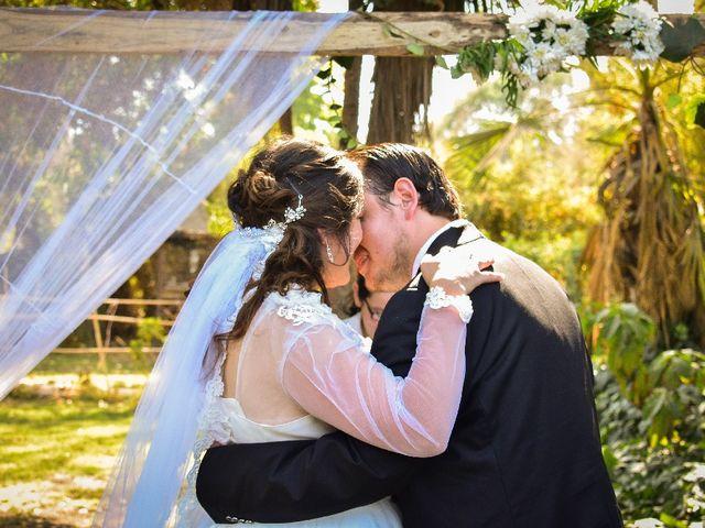 El matrimonio de Claudia y Bastián