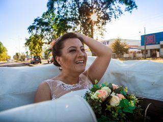 El matrimonio de Katerine y Alex 1