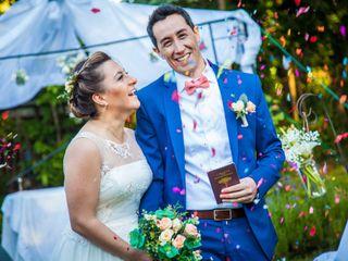 El matrimonio de Katerine y Alex