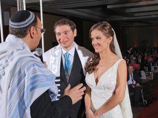 El matrimonio de Cristina y Rodrigo