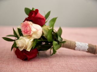 El matrimonio de Andrea y Manuel 1