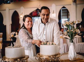 El matrimonio de Margarita y Miguel