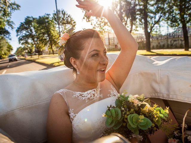 El matrimonio de Alex y Katerine en Temuco, Cautín 3