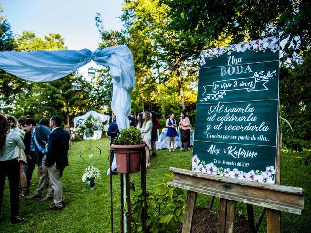 El matrimonio de Alex y Katerine en Temuco, Cautín 10