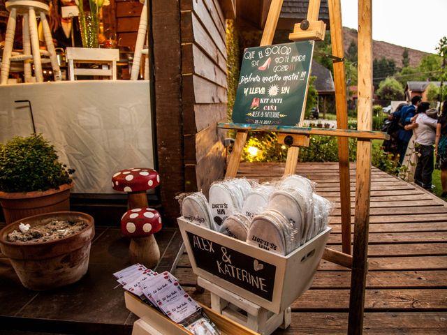 El matrimonio de Alex y Katerine en Temuco, Cautín 11