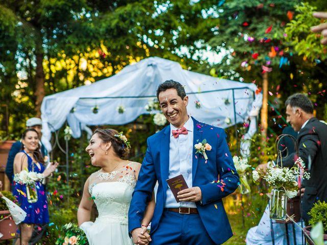 El matrimonio de Alex y Katerine en Temuco, Cautín 25