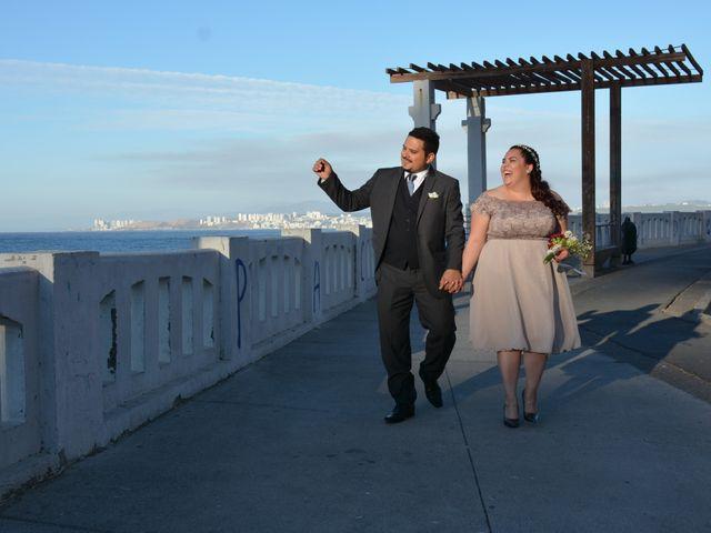 El matrimonio de Arantxa y Ignacio