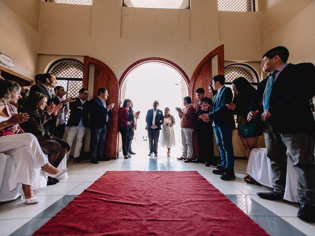 El matrimonio de Miguel y Margarita en Quillota, Quillota 7