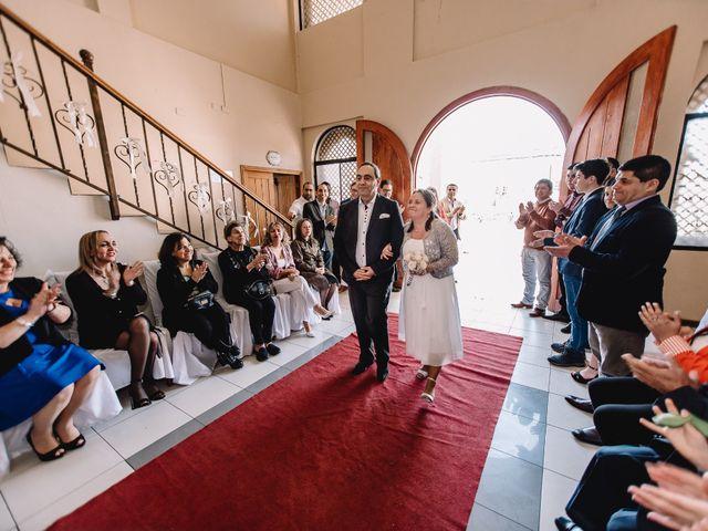El matrimonio de Miguel y Margarita en Quillota, Quillota 8