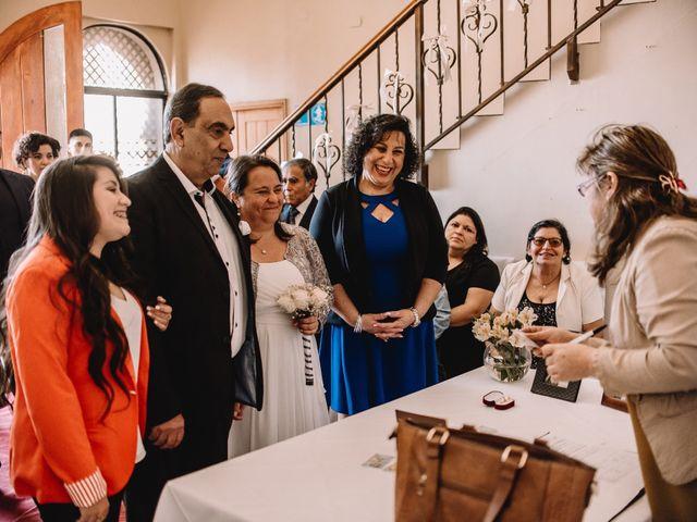 El matrimonio de Miguel y Margarita en Quillota, Quillota 12