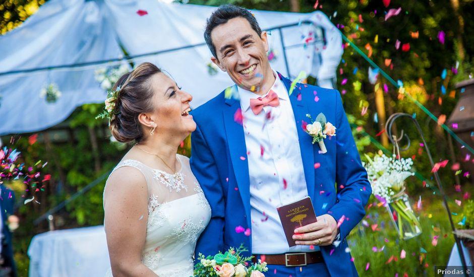 El matrimonio de Alex y Katerine en Temuco, Cautín