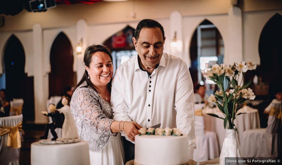 El matrimonio de Miguel y Margarita en Quillota, Quillota