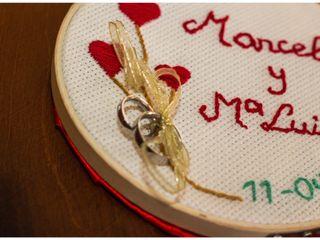 El matrimonio de María Luisa y Marcelo 1