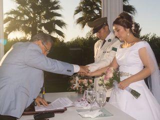 El matrimonio de Edelmira  y Sebastián  3